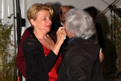 Pamela Villoresi e Adele Pardini