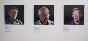 Alcuni ritratti in mostra