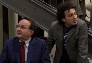 Pier Vittorio Buffa e Luca Bussoletti