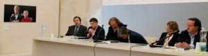 Da sinistra: De Paolis, Fulvetti, Borgi, Ferri, Mazzetti, Buffa, Boni