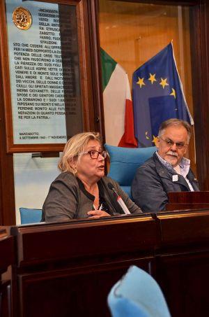 Paola Medri e Luccarini
