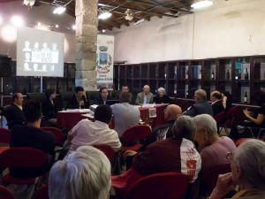Castiglione di Sicilia. Dalla sala