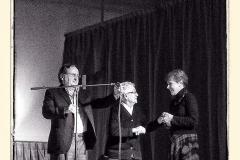 Pier Vittorio Buffa, Maddalena Gazzetta e Pamela Villoresi